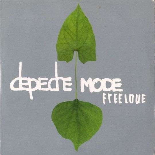 Coverafbeelding Freelove - Depeche Mode