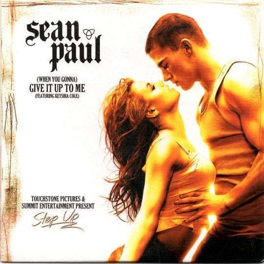 Coverafbeelding (When You Gonna) Give It Up To Me - Sean Paul (Featuring Keyshia Cole)