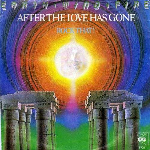 Coverafbeelding After The Love Has Gone - Earth, Wind V Fire