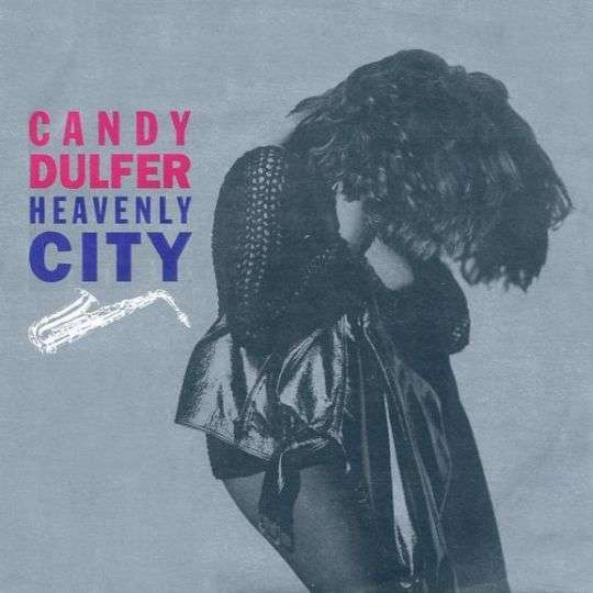 Coverafbeelding Heavenly City - Candy Dulfer