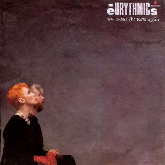 Coverafbeelding Here Comes The Rain Again - Eurythmics