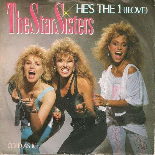 Coverafbeelding He's The 1 (I Love) - The Star Sisters