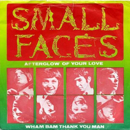 Coverafbeelding Afterglow Of Your Love - Small Faces