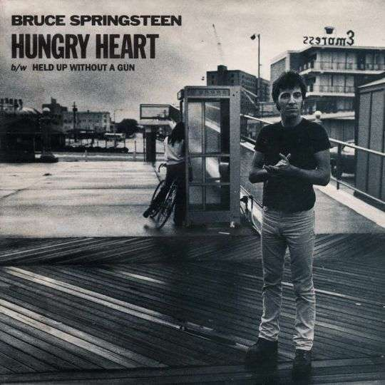 Coverafbeelding Hungry Heart - Bruce Springsteen