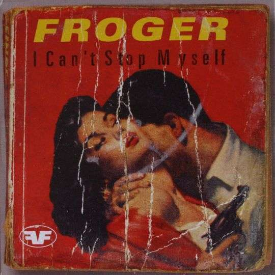 Coverafbeelding I Can't Stop Myself - Froger