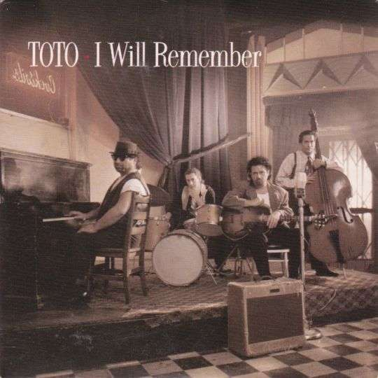 Coverafbeelding I Will Remember - Toto
