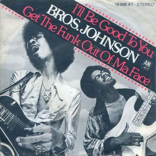 Coverafbeelding I'll Be Good To You - Bros. Johnson