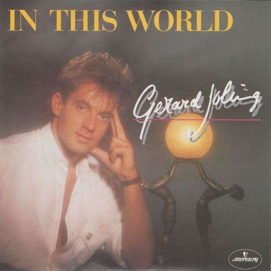 Coverafbeelding In This World - Gerard Joling