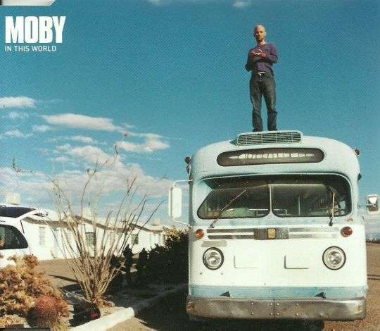 Coverafbeelding In This World - Moby