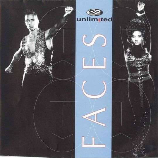 Coverafbeelding Faces - 2 Unlimited