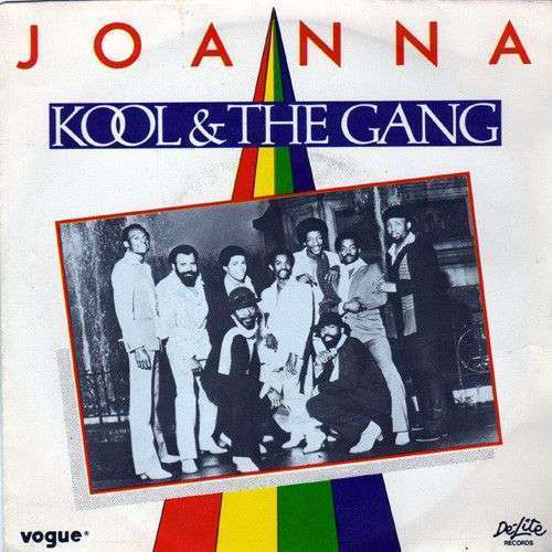 Coverafbeelding Joanna - Kool & The Gang