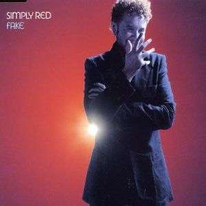 Coverafbeelding Fake - Simply Red