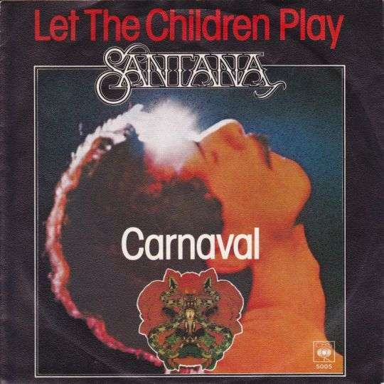 Coverafbeelding Let The Children Play - Santana