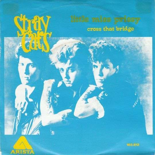 Coverafbeelding Little Miss Prissy - Stray Cats