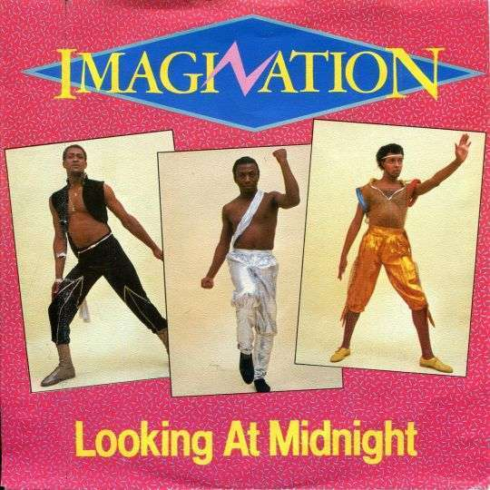 Coverafbeelding Looking At Midnight - Imagination