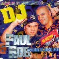 Coverafbeelding Lords Of The Hardschool - Dj Paul & Rob Featuring Mc Hughie Babe