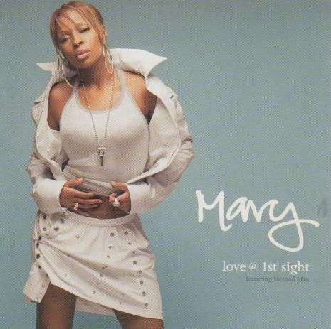 Coverafbeelding Love @ 1St Sight - Mary Featuring Method Man