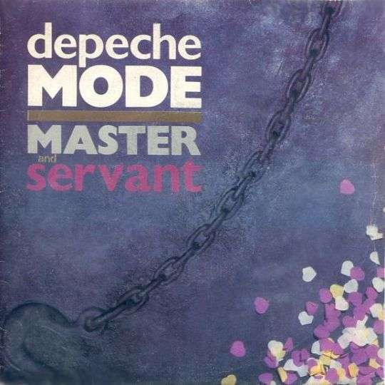 Coverafbeelding Master And Servant - Depeche Mode