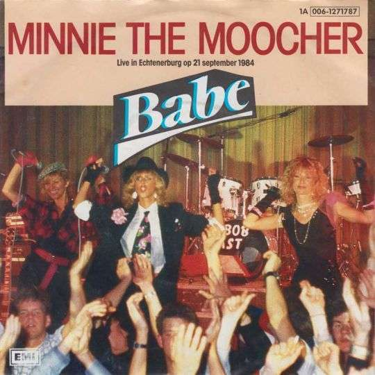 Coverafbeelding Minnie The Moocher - Babe