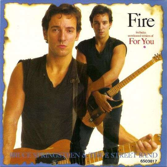 Coverafbeelding Fire - Bruce Springsteen & The E Street Band