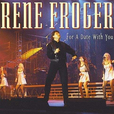 Coverafbeelding For A Date With You - Rene Froger