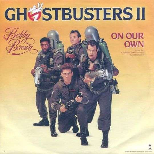 Coverafbeelding On Our Own - Bobby Brown