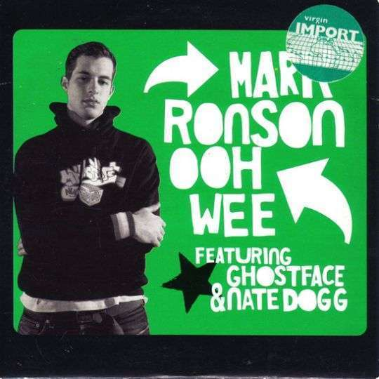Coverafbeelding Ooh Wee - Mark Ronson Featuring Ghostface Killah & Nate Dogg