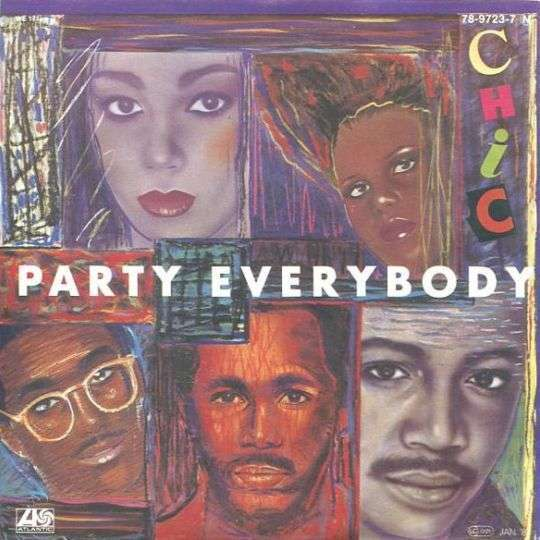 Coverafbeelding Party Everybody - Chic