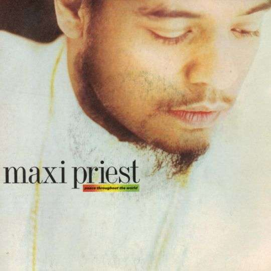 Coverafbeelding Peace Throughout The World - Maxi Priest