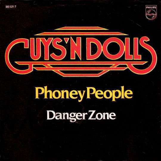 Coverafbeelding Phoney People - Guys 'n Dolls
