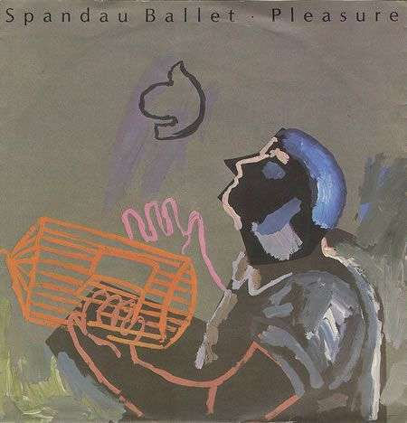 Coverafbeelding Pleasure - Spandau Ballet