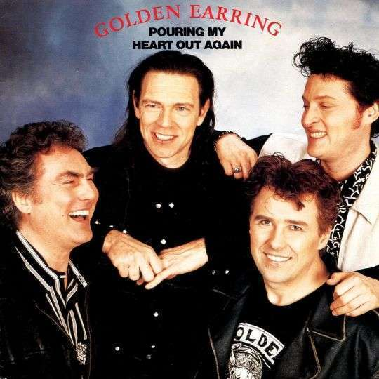 Coverafbeelding Pouring My Heart Out Again - Golden Earring