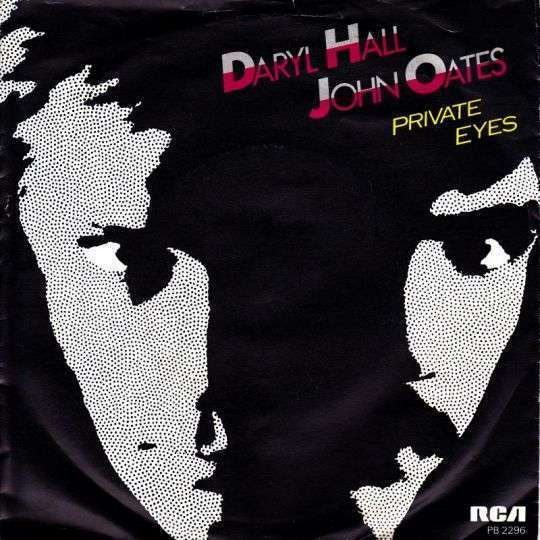 Coverafbeelding Private Eyes - Daryl Hall & John Oates