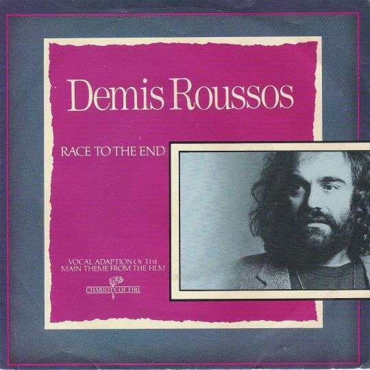 Coverafbeelding Race To The End - Vocal Adaptation Of The Main Theme From The Film Chariots Of Fire - Demis Roussos