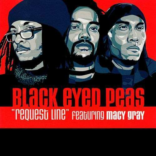 Coverafbeelding Request + Line - Black Eyed Peas Featuring Macy Gray