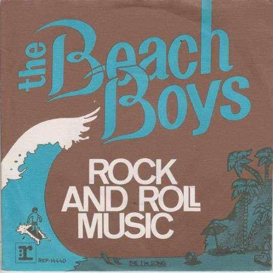 Coverafbeelding Rock And Roll Music - The Beach Boys