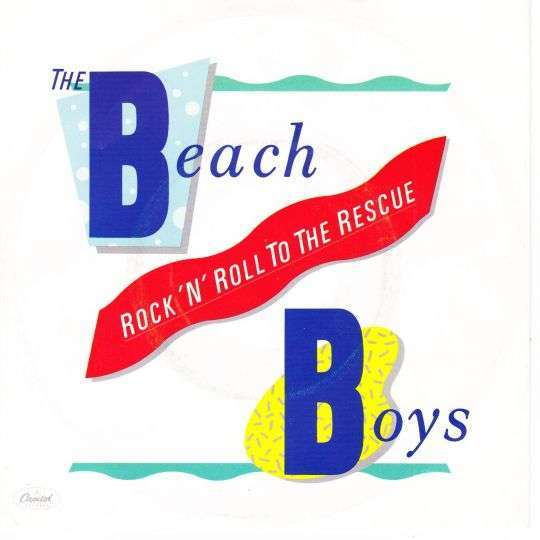 Coverafbeelding Rock 'n' Roll To The Rescue - The Beach Boys