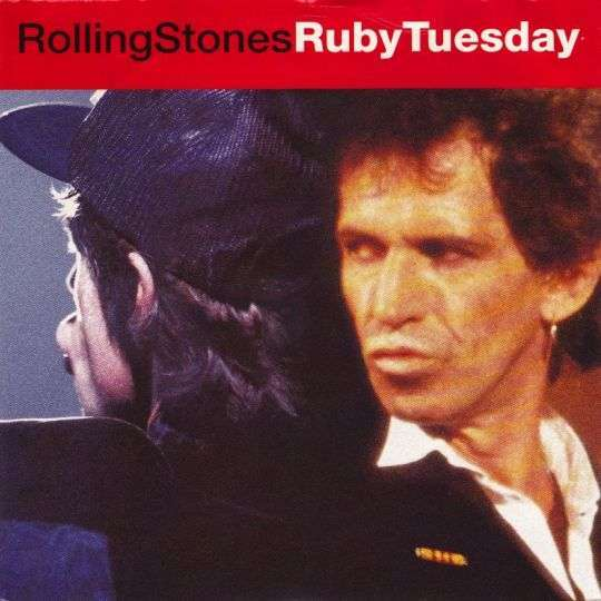 Coverafbeelding Ruby Tuesday [Live] - Rolling Stones