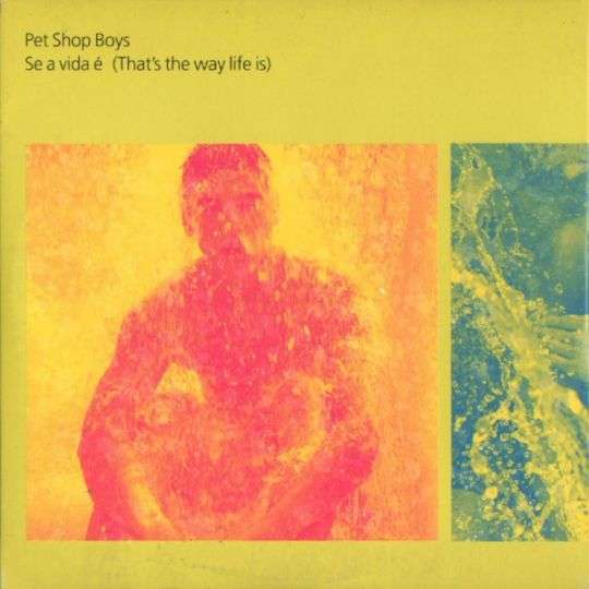 Coverafbeelding Se A Vida É (That's The Way Life Is) - Pet Shop Boys