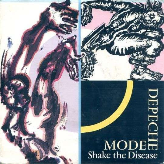 Coverafbeelding Shake The Disease - Depeche Mode