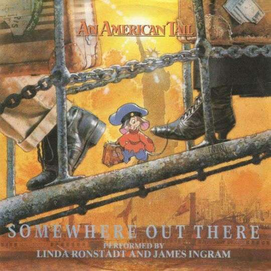 Coverafbeelding Somewhere Out There - Linda Ronstadt And James Ingram