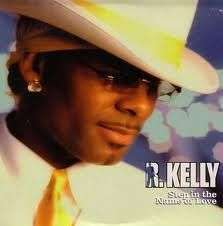 Coverafbeelding Step In The Name Of Love Remix - R. Kelly