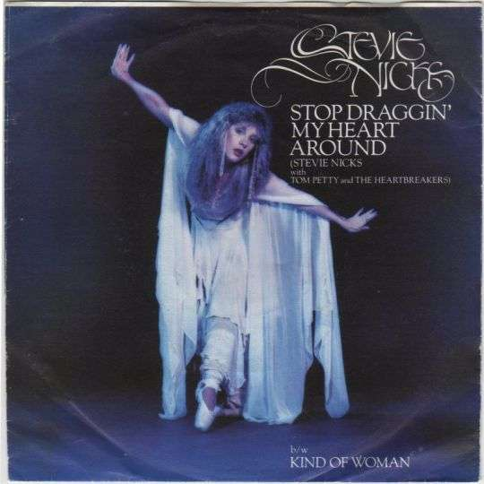 Coverafbeelding Stop Draggin' My Heart Around - Stevie Nicks With Tom Petty And The Heartbreakers