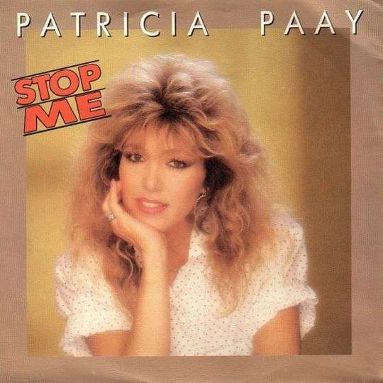 Coverafbeelding Stop Me - Patricia Paay