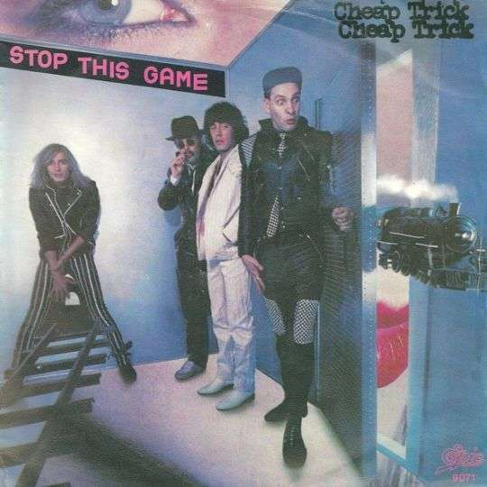 Coverafbeelding Stop This Game - Cheap Trick