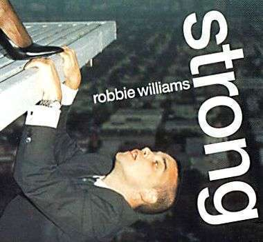 Coverafbeelding Strong - Robbie Williams