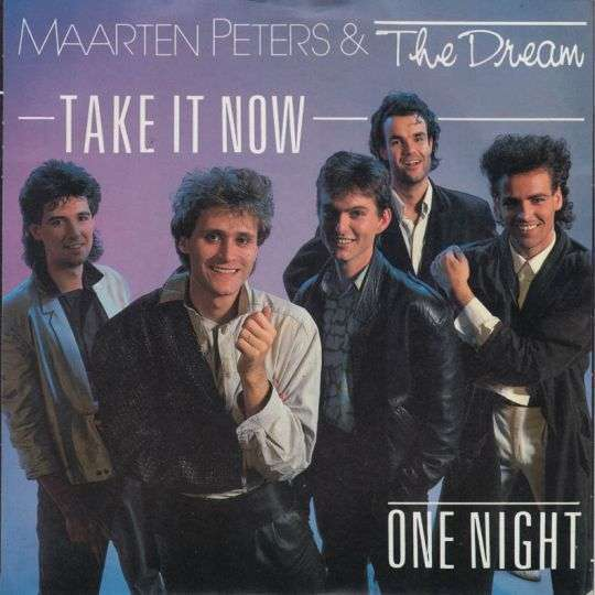 Coverafbeelding Take It Now - Maarten Peters & The Dream