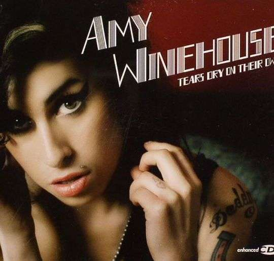 Coverafbeelding Tears Dry On Their Own - Amy Winehouse