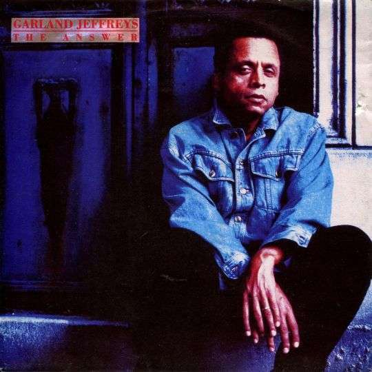 Coverafbeelding Garland Jeffreys - The Answer