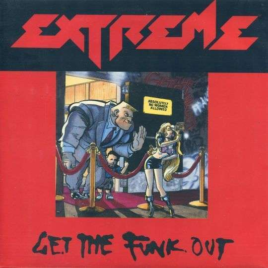 Coverafbeelding Get The Funk Out - Extreme